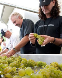 Geddy Lee: The Grapes Of Rush