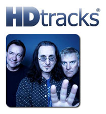 Expanded Rush Catalog Now Available at HDTracks