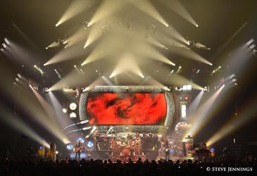 Rush's Lighting Director Howard Ungerleider Talks Clockwork Angels Tour