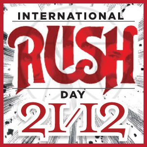 International Rush Day - 2012