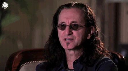 Geddy Leee Music Radar Interview
