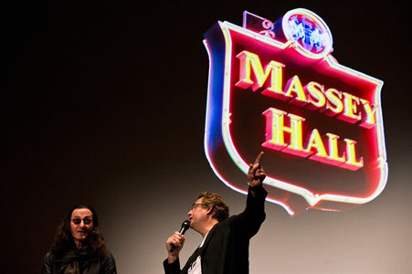 Geddy Lee Reflects on Massey Hall as $136-million Renovation Gets Underway