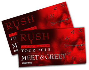 Win a Rush Meet & Greet