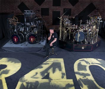 Neil Peart News, Weather, and Sports Update - June 2015 - Backstage Byways