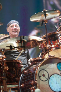 Neil Peart News, Weather, and Sports 07.2011