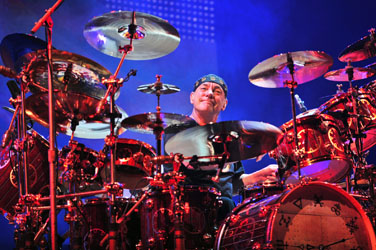 Neil Peart News, Weather, and Sports Update - August 2013 - It's Not Over When It's Over