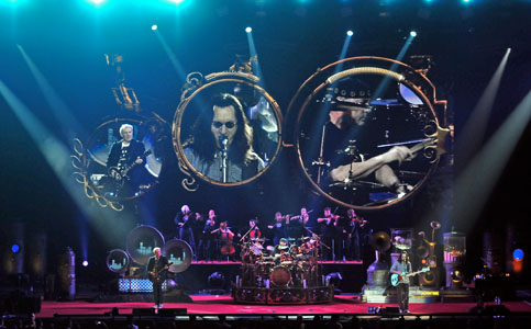 Neil Peart News, Weather, and Sports Update - October 2012