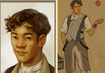 'Clockwork Angels' a Heavenly Comics Debut for Rush - Owen Hardy Character Design Revealed