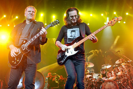 Rush Plotting 41st Anniversary Tour for 2015