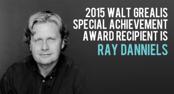 Rush Manager Ray Danniels Will Receive the 2015 Walt Grealis Special Achievement Award