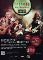 Rush Clockwork Angels in Rolling Stone Magazine