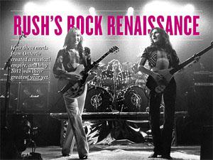 Rush's Rock Renaissance