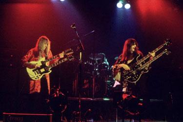 Rush circa 1970