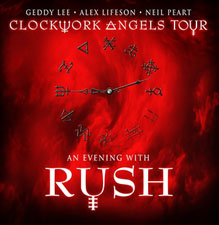 Rush Clockwork Angels Tour