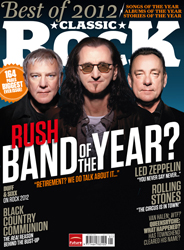 Classic Rock Magazine January 2013