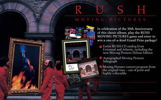 Rush Catalog Contest