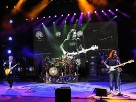 Rush Voted Greatest Live Band of Today