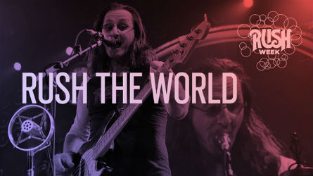 Celebrate Rush Week with CBC Music