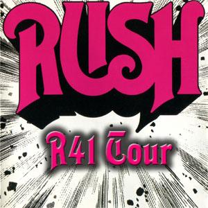 Rush's 2015 Tour