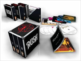 Rush: Sectors Box Sets Coming November 21st