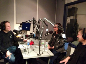 Eddie Trunk Interview with Geddy Lee and Alex Lifeson Airs Tonight