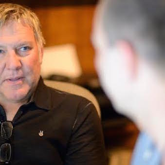 Alex Lifeson New Solo Album?