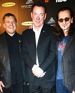 Rush Make Billboard's Top Money-Makers List of 2015