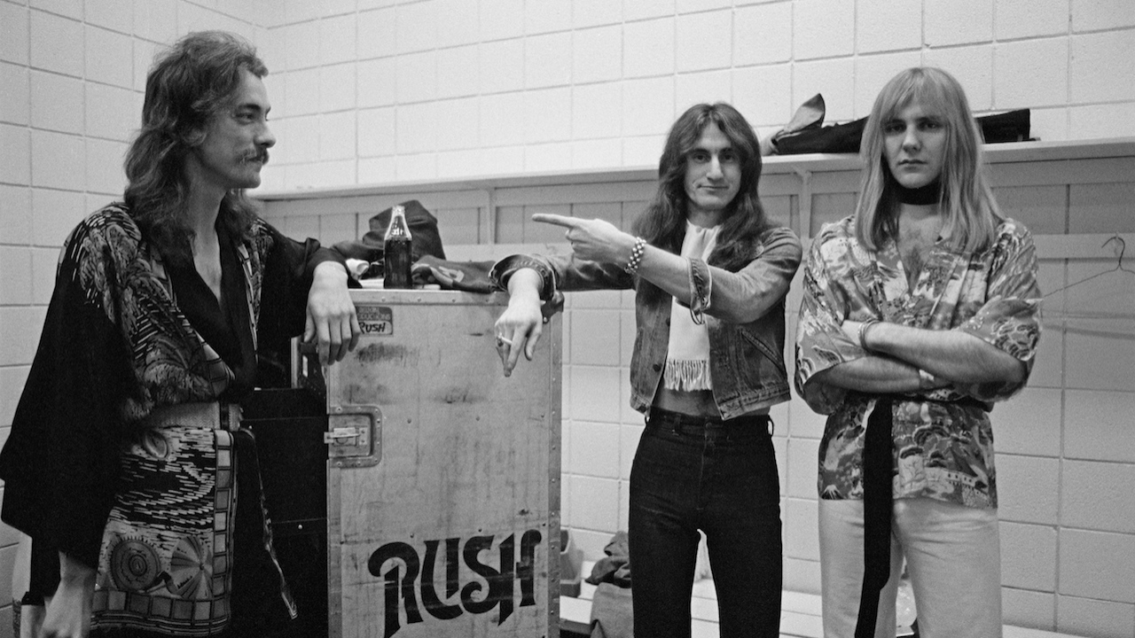 Rush's Early Years: Exclusive Interview with Geddy Lee & Alex Lifeson