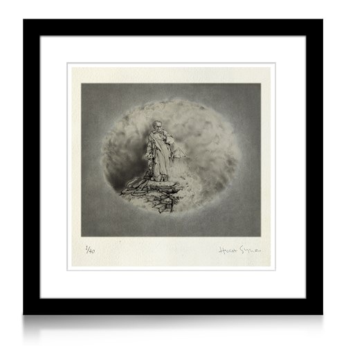 Rush Caress of Steel Artist Proof Lithograph Drawing Now Available
