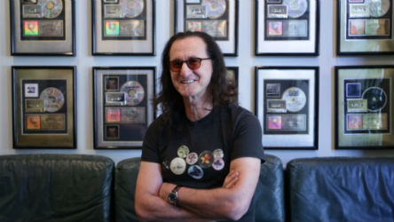 Geddy Lee on the Tragically Hip