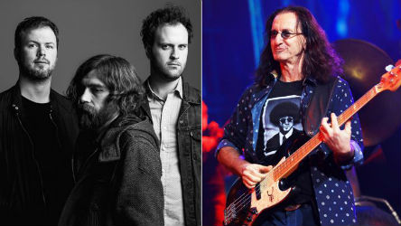 Hear Wintersleep's Soaring Song With Rush's Geddy Lee