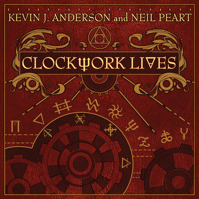 Clockwork Lives Graphic Novel Coming Soon