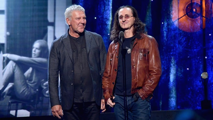 Geddy Lee & Alex Lifeson Set to Induct YES Into the Rock & Roll Hall of Fame Tonight - Geddy Apparently WILL Perform Alongside YES