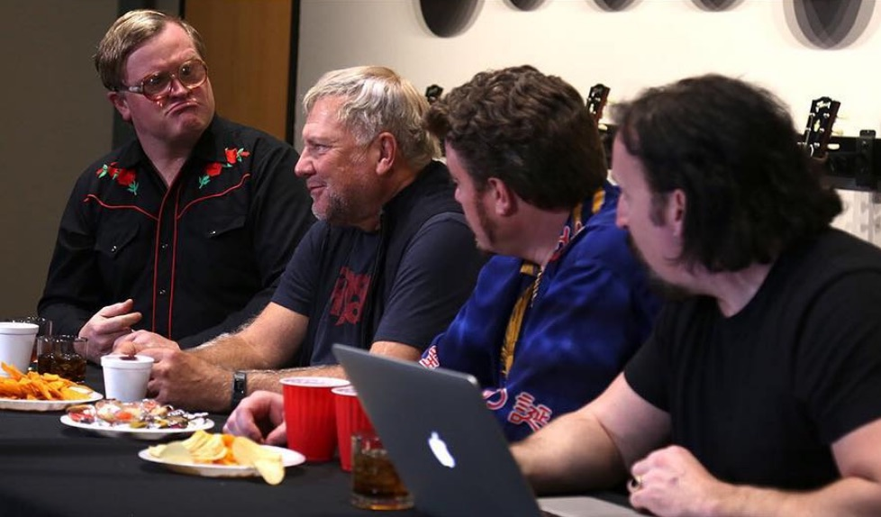 Alex Lifeson to Appear in New Trailer Park Boys Netflix Series Out of the Park: USA, Records New Song
