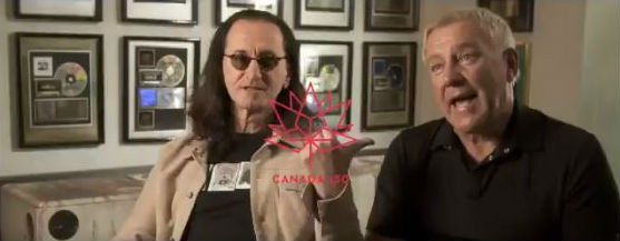Geddy Lee and Alex Lifeson Spotify Interview: The Canadians who Inspire Rush