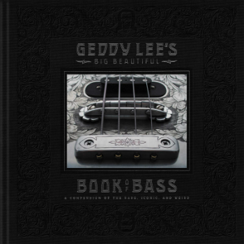 Geddy Lee Hits the Interview Trail Ahead of the Release of his Big Beautiful Book of Bass