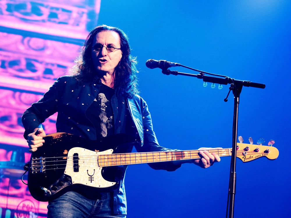 Geddy Lee to Induct Barenaked Ladies into the Canadian Music Hall of Fame