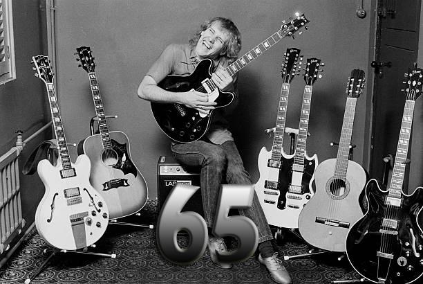 Alex Lifeson Celebrates his 65th Birthday Today!