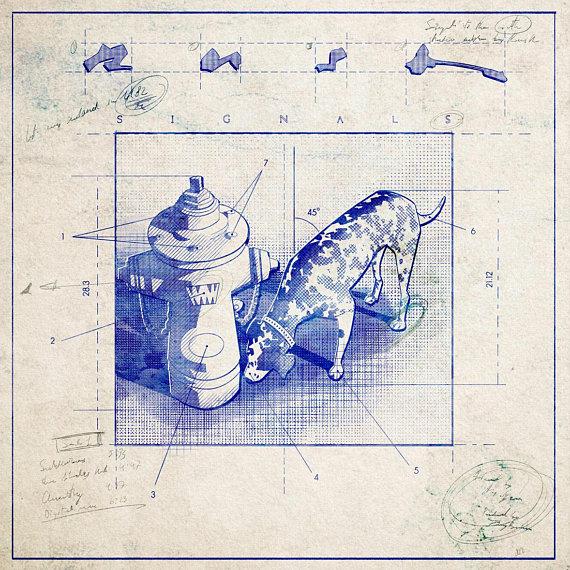 Rush Signals Blueprint - Fantoons