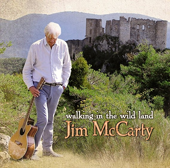 Alex Lifeson Appears on Jim McCarty's Solo Album Walking in the Wild Land