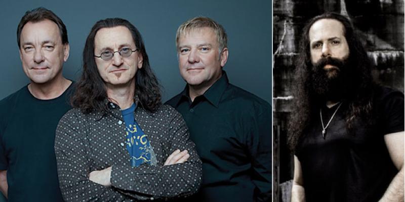 Dream Theater's John Petrucci Talks Rush in New Interview