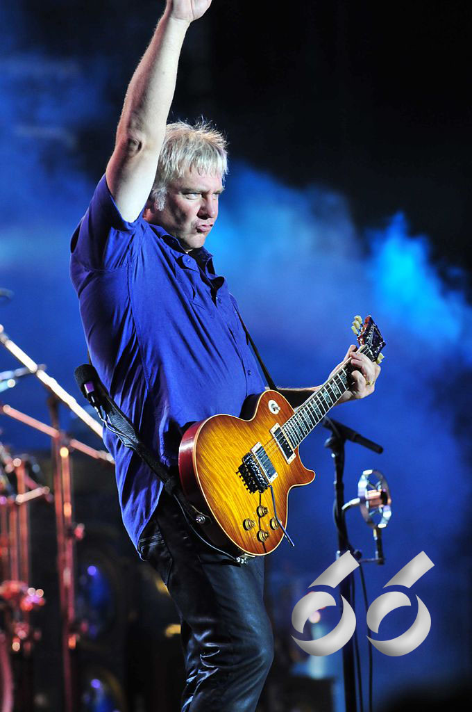 Alex Lifeson Celebrates his 65th Birthday Today!