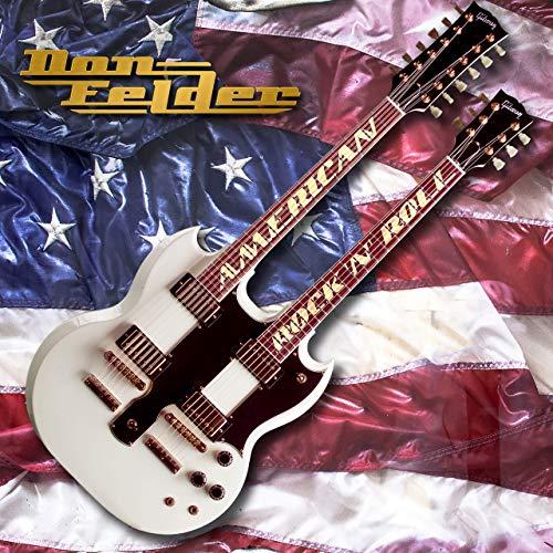 Don Felder Talks Rush, Neil Peart, and his New Solo Album
