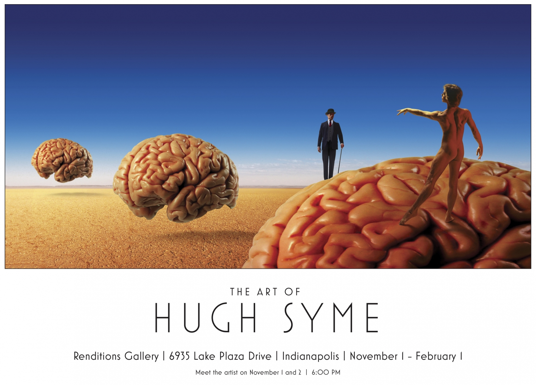 The Artwork of Hugh Syme Exhibit Coming to Renditions Gallery in Indianapolis Next Month
