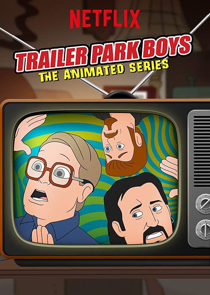 Alex Lifeson Lends His Voice to Netflix's Trailer Park Boys: The Animated Series