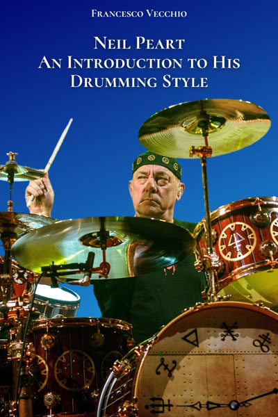 Neil Peart: An Introduction to His Drumming Style Coming this January