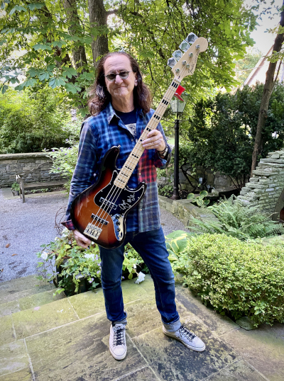 Geddy Lee and Alex Lifeson Donate Signed Guitars for Save Hospitality Charity Auction