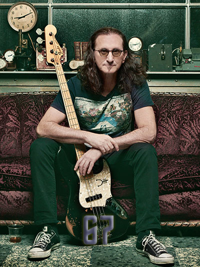Geddy Lee Celebrates His 67th Birthday Today!