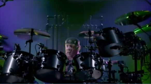 Neil Peart Honored During 62nd Grammy Award In Memoriam Segment