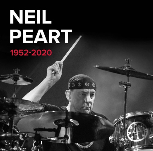 Celebrating the Life of Neil Peart on his 68th Birthday